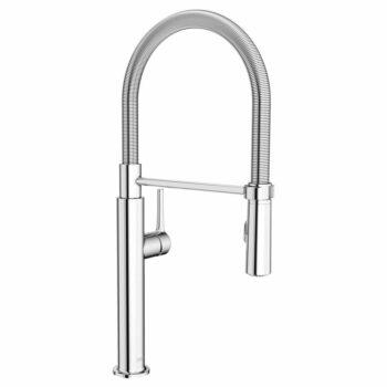 American Standard 4803350.002 – Studio S Semi Professional Pull-Down Kitchen Faucet