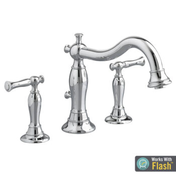 American Standard T440900.002 – Quentin Roman Tub Faucet for Flash Rough-In Valves
