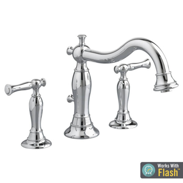 American Standard T440900.002 - Quentin Roman Tub Faucet for Flash Rough-In Valves