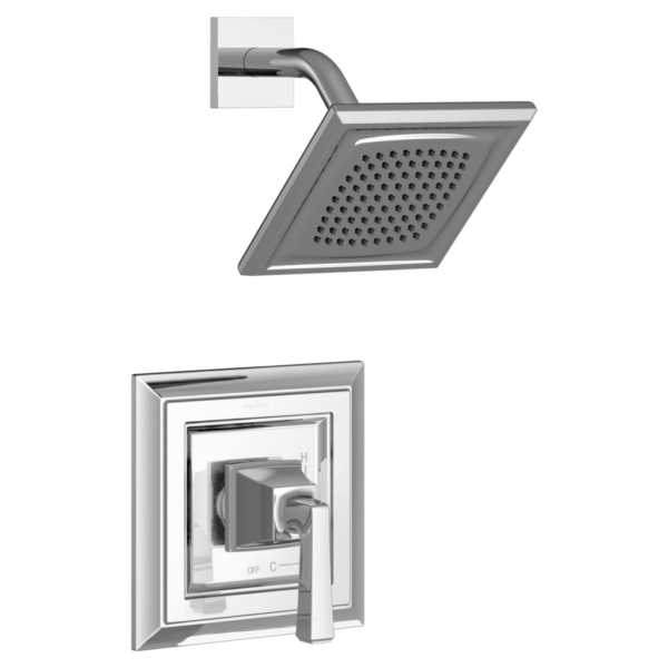 American Standard TU455507.002 - Town Square S Shower Only Trim Kit with Cartridge - 1.8 GPM