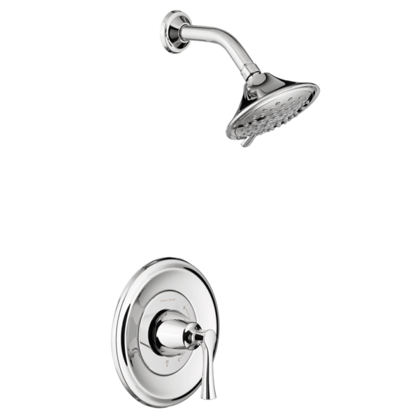 American Standard TU722507.002 - Estate Shower Only Trim Kit with Water-Saving Shower Head and Cartridge