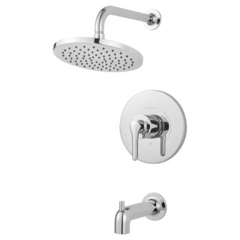 American Standard TU105502.002 – Studio S Tub and Shower Trim Kit with Cartridge
