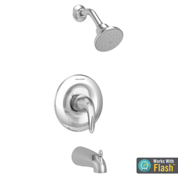 American Standard TU385502.002 - Reliant 3 Tub and Shower Faucet with Cartridge