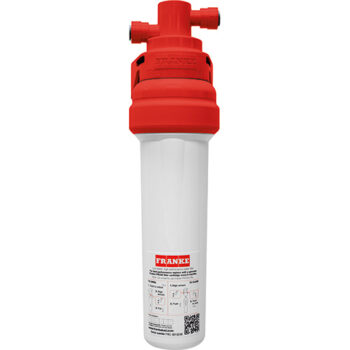 FRANKE- SKU# FRCNSTR100 FILTER CANISTER THERMOPLAST W/ FRC06 FILTER