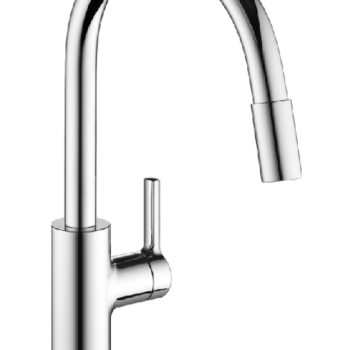 KWC-LUNA E KITCHEN FAUCET PULL DOWN SPRAY
