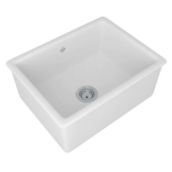 SHAWS SHAKER 23 71/16X 18 1/8″  U/M L.SINK  -WHITE