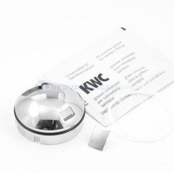 KWC Z.536.277.000-LIVELLO CAP COMPLETE,CHROME
