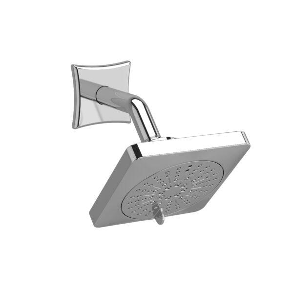 Riobel 326C - 2-jet shower head with arm