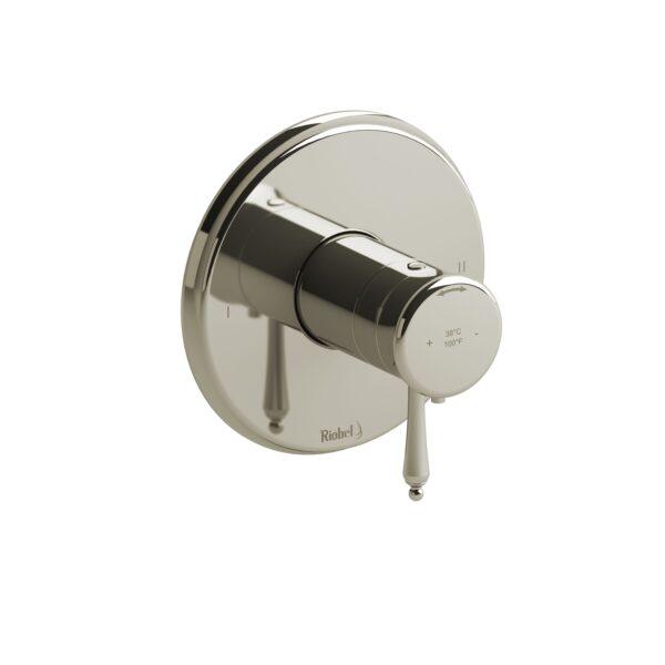 """Riobel 430C - 25 cm (10"""") Plastic shower head"""