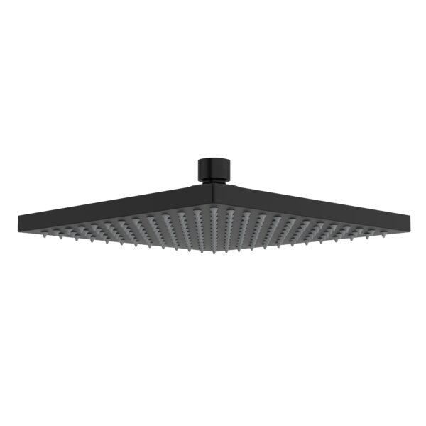 """Riobel 488BK - 20 cm (8"""") shower head"""
