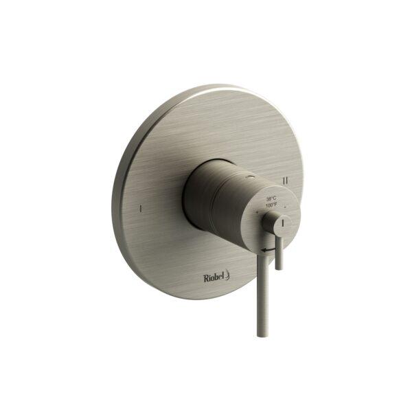 Riobel CSTM44BN-EX - 2-way no share Type T/P complete valve