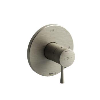 Riobel EDTM23BN-EX – 2-way Type T/P  complete valve