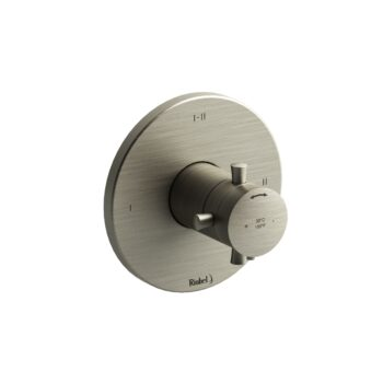 Riobel EDTM44+BN-EX – 2-way no share Type T/P complete valve