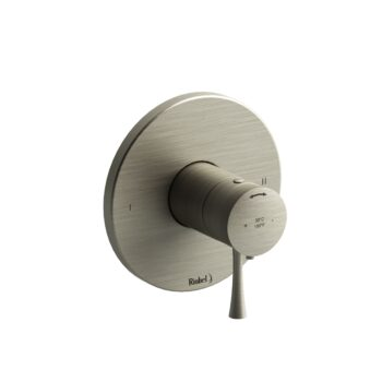 Riobel EDTM44BN-EX – 2-way no share Type T/P complete valve