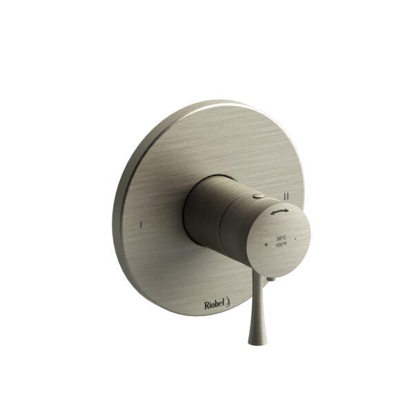 Riobel EDTM44BN - 2-way no share Type T/P complete valve