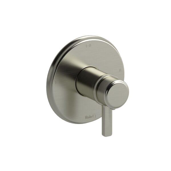 Riobel MMRD23JBN - 2-way Type T/P coaxial complete valve