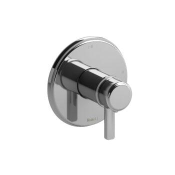 Riobel MMRD23JC – 2-way Type T/P coaxial complete valve