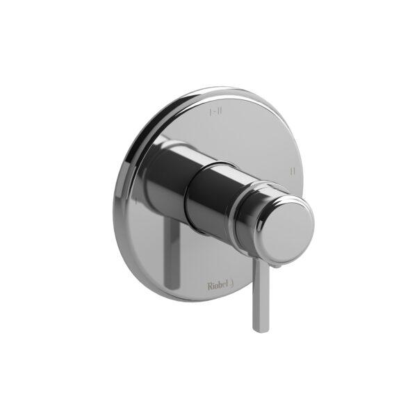 Riobel MMRD23LC - 2-way Type T/P coaxial complete valve
