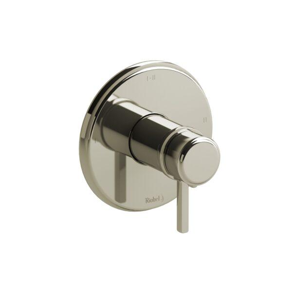 Riobel MMRD23LPN - 2-way Type T/P coaxial complete valve