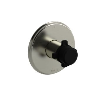 Riobel MMRD23XBNBK-EX – 2-way Type T/P coaxial complete valve