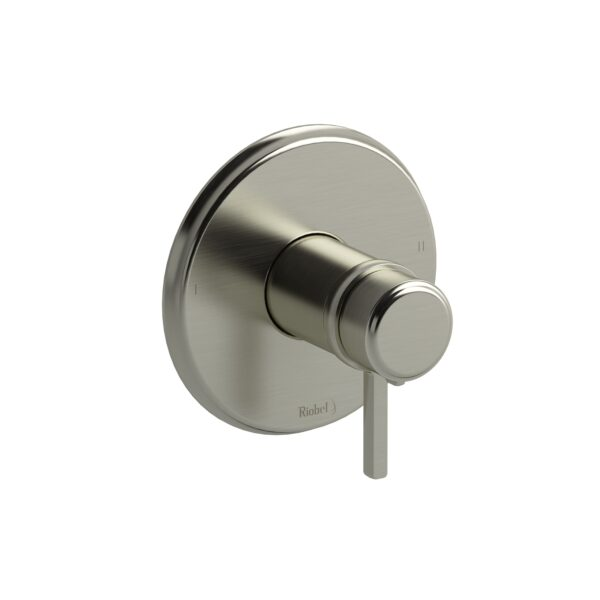 Riobel MMRD44LBN-EX - 2-way no share Type T/P complete valve
