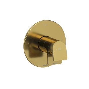 Riobel OD23BG – 2-way Type T/P coaxial complete valve