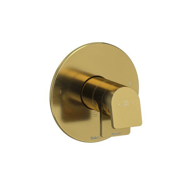 Riobel OD44BG - 2-way no share Type T/P complete valve