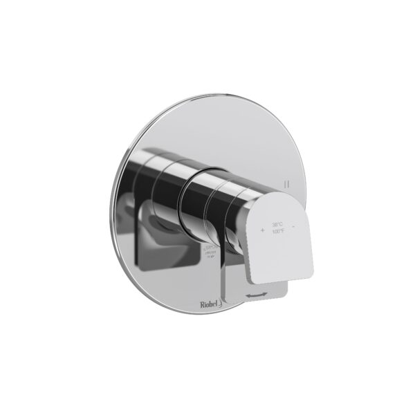 Riobel OD44C - 2-way no share Type T/P complete valve