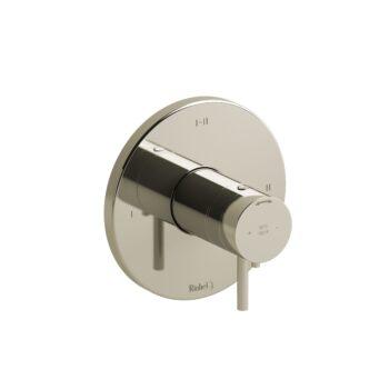 Riobel PATM23PN – 2-way Type T/P coaxial complete valve