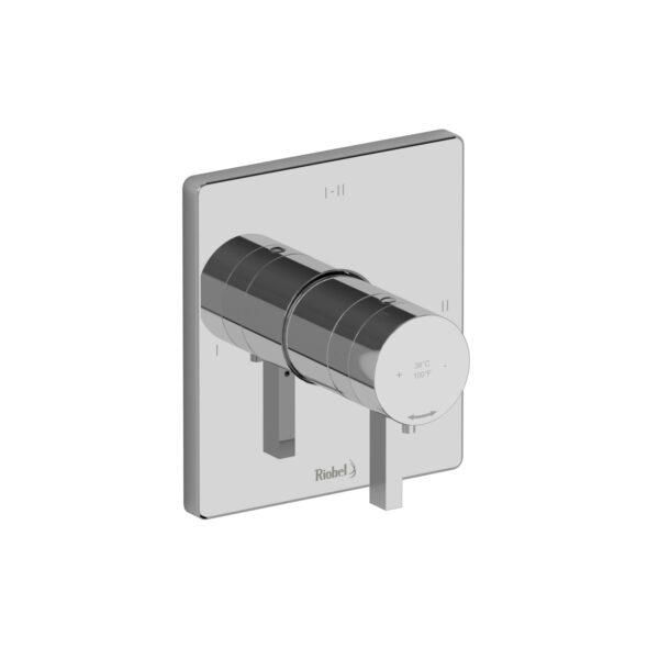 Riobel PFTQ23C-EX - 2-way Type T/P  complete valve