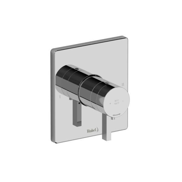 Riobel PFTQ44C-EX - 2-way no share Type T/P complete valve
