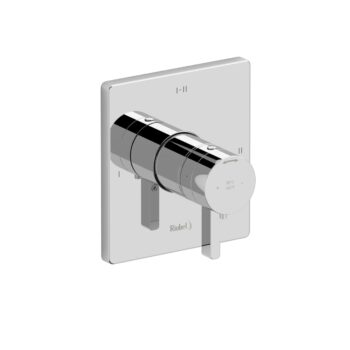 Riobel PXTQ23C-EX – 2-way Type T/P  complete valve