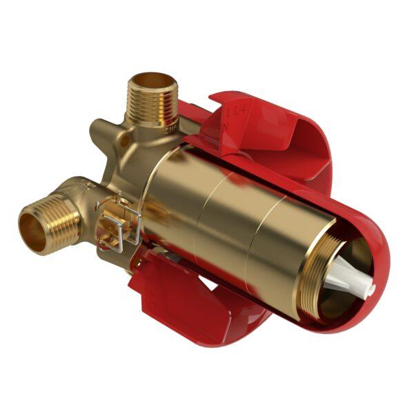 Riobel R23 - 2-way Type T/P valve rough