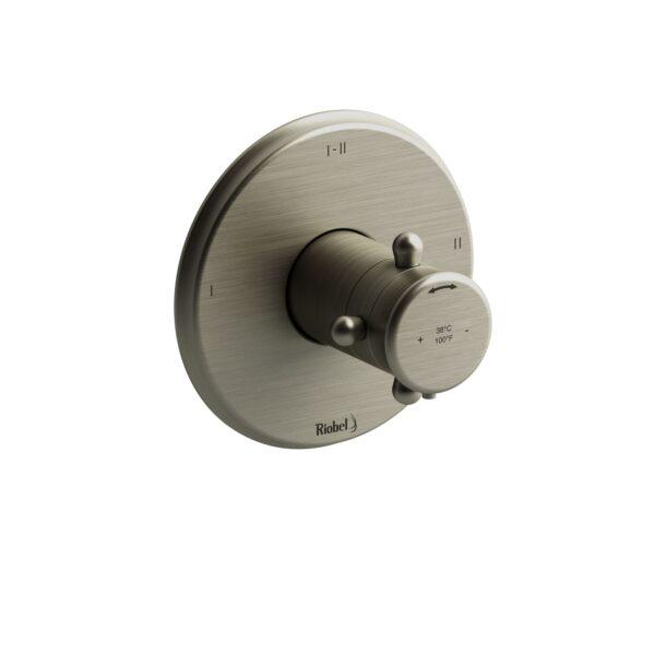 Riobel RT23+BN-EX - 2-way Type T/P  complete valve