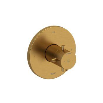 Riobel RUTM23+BG-EX – 2-way Type T/P  complete valve