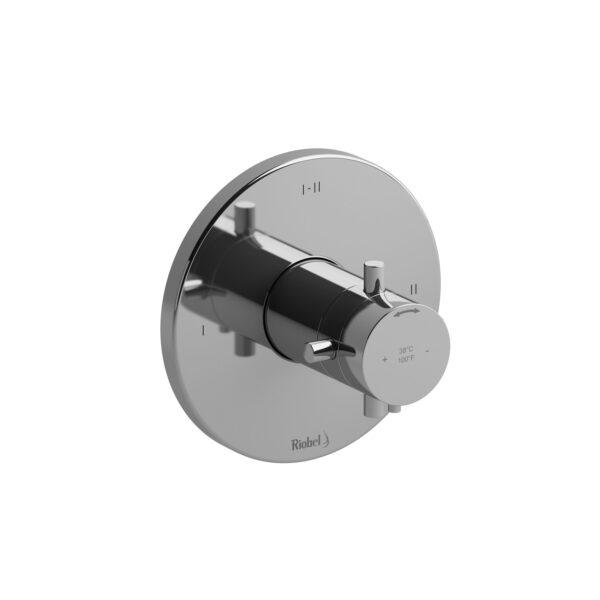 Riobel RUTM23+C-EX - 2-way Type T/P  complete valve