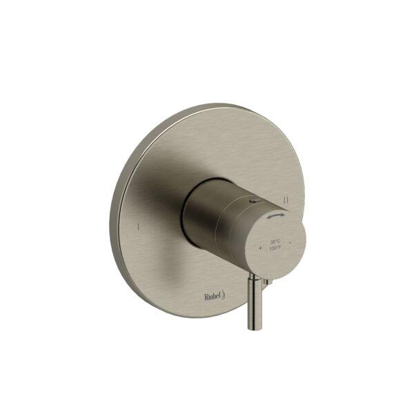 Riobel RUTM44BN - 2-way no share Type T/P complete valve