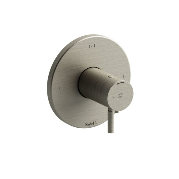 Riobel SYTM23BN - 2-way Type T/P coaxial complete valve