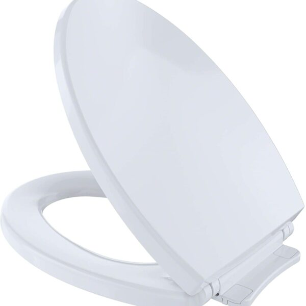 TOTO-ROUND SOFT CLOSE SEAT